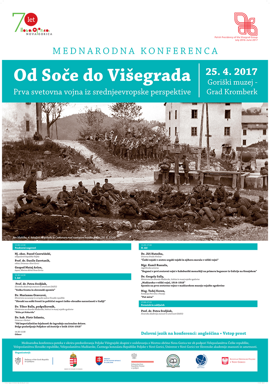 Od Soce Do Visegrada 880